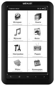E-Book Wexler