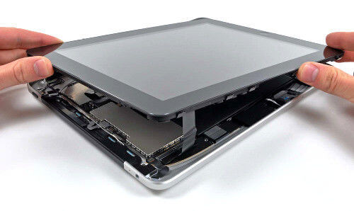 Замена тачскрина планшета
