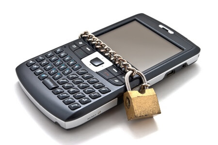Забыл пароль на телефон